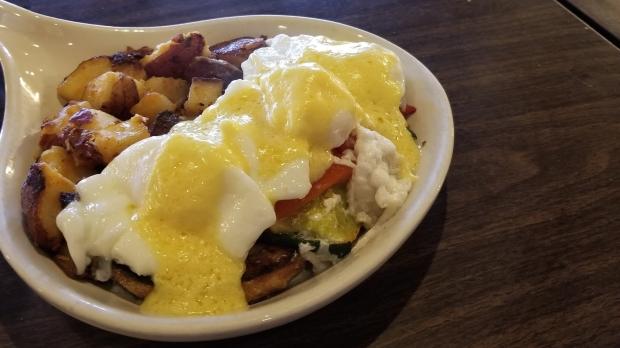 Veggie Egg Bennie